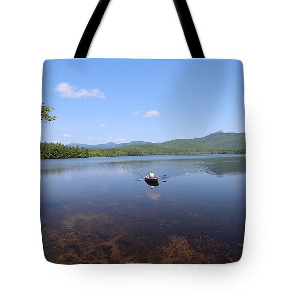 Chocorua Lake  Nh Tote Bag