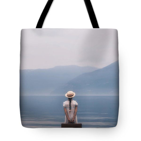 Farewell Tote Bag by Joana Kruse