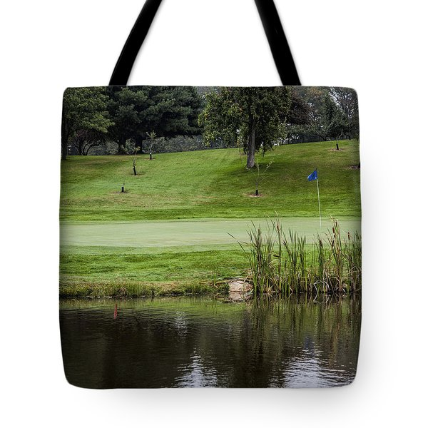 11 Tote Bag by John Crothers