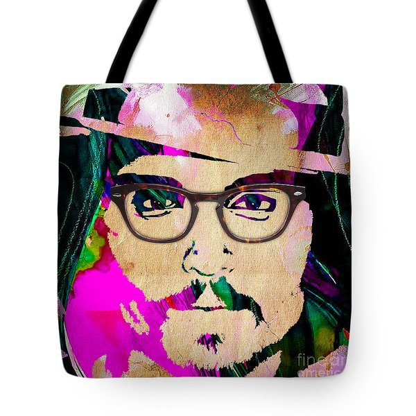 Johnny Depp Collection Tote Bag