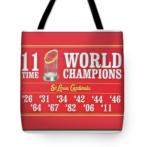 11 Time World Chapion Poster Dsc01106 Tote Bag