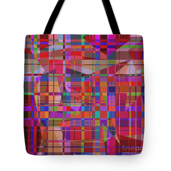 1131 Abstract Thought Tote Bag