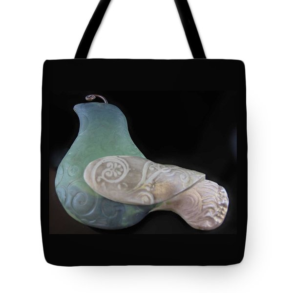 1134 Partridge Pin Tote Bag