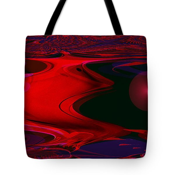 1137 - Parallel Universe Tote Bag