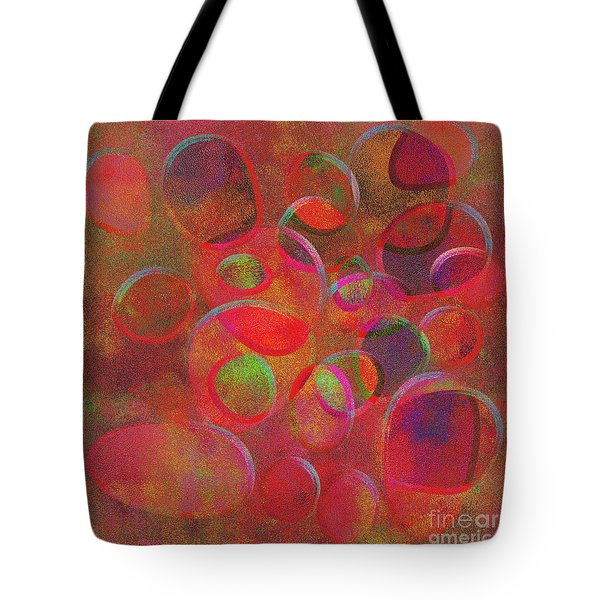 1153 Abstract Thought Tote Bag