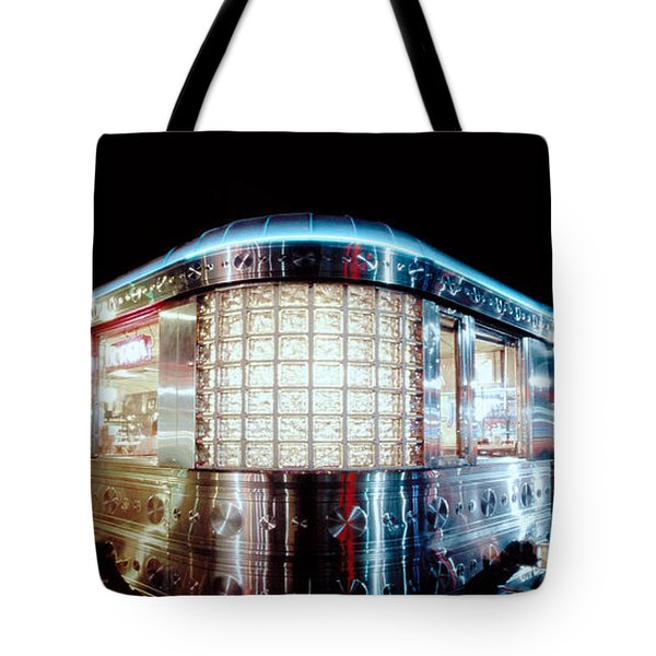 11th Street Diner Tote Bag
