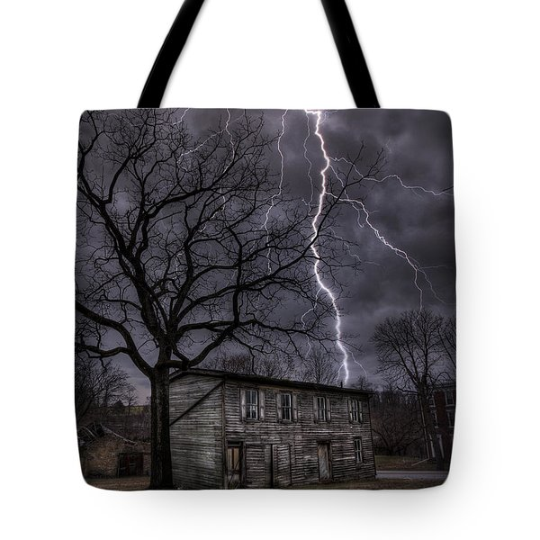12-21-12 Tote Bag by Lori Deiter
