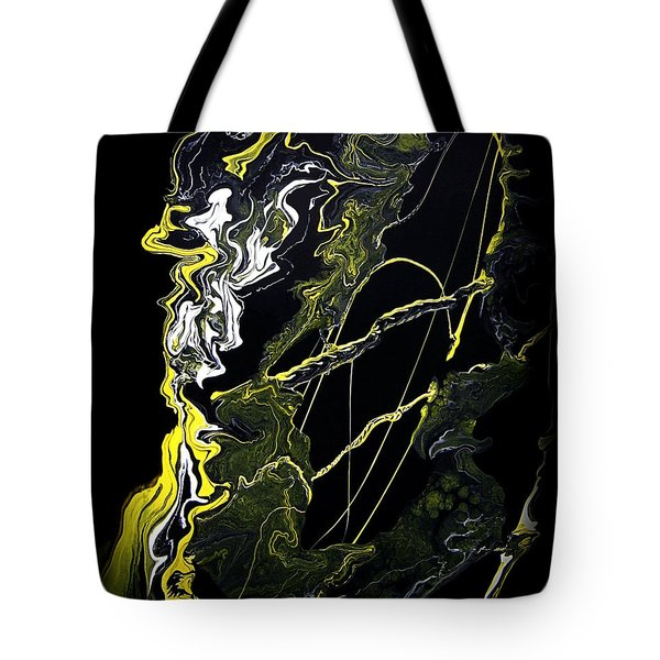 Abstract 21 Tote Bag