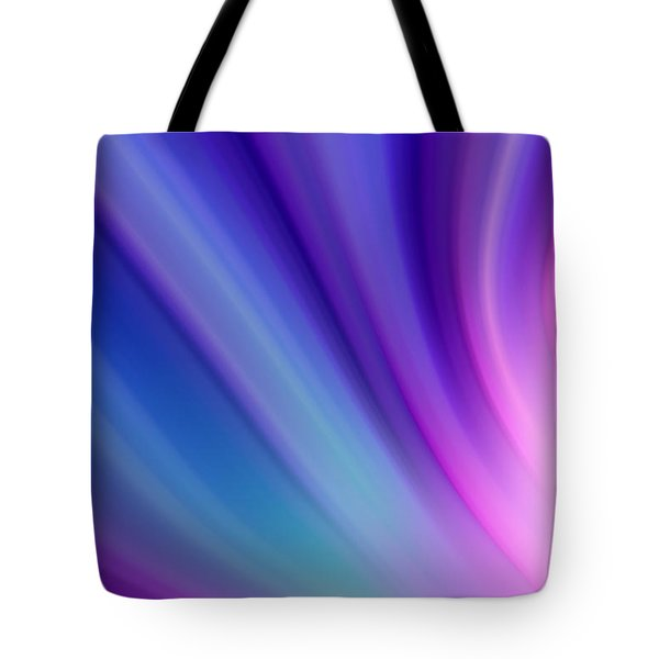 Abstract  Tote Bag by Les Cunliffe