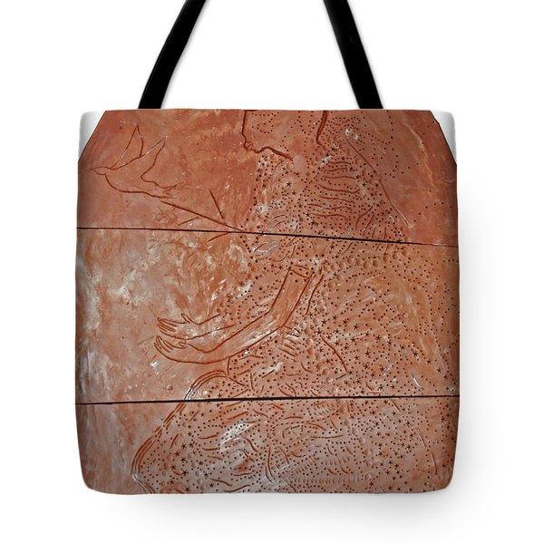 Bikira Maria Tote Bag by Gloria Ssali