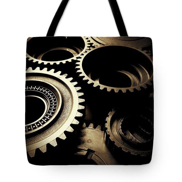 Cogs No1 Tote Bag