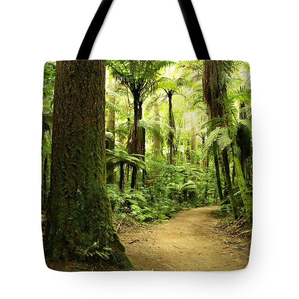 Forest No2 Tote Bag