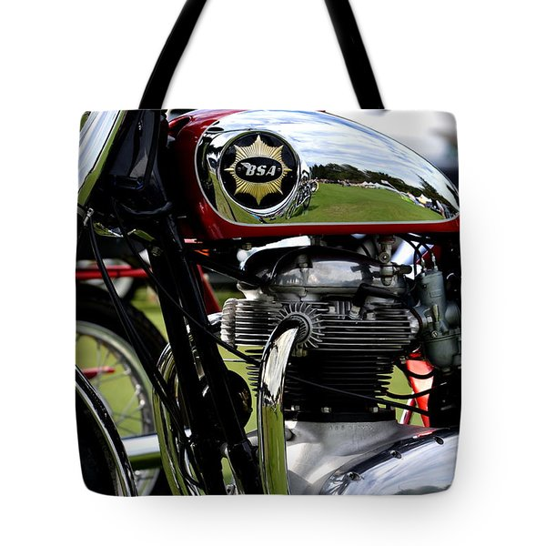 Hillsborough Tote Bag by Dean Ferreira