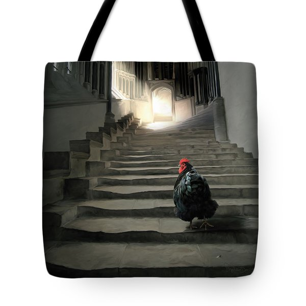 12. Lord Orp Tote Bag