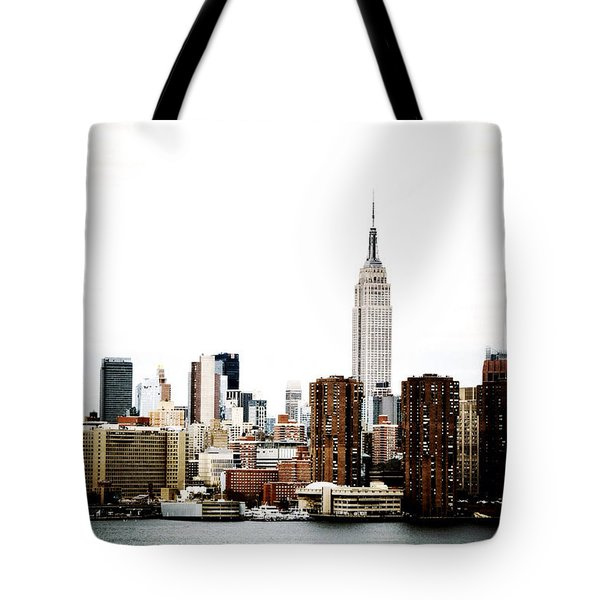 Manhattan Tote Bag by Natasha Marco