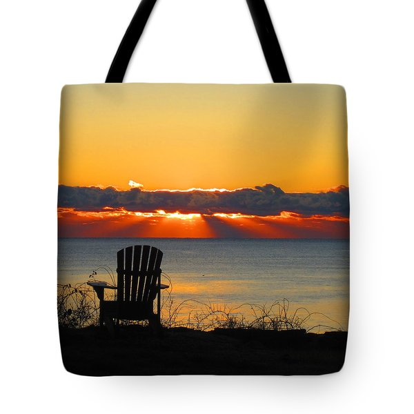 New Castle Nh Tote Bag