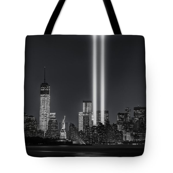 12 Years Later Tote Bag