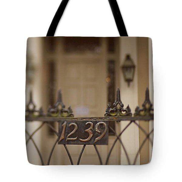 1239 Gate Tote Bag