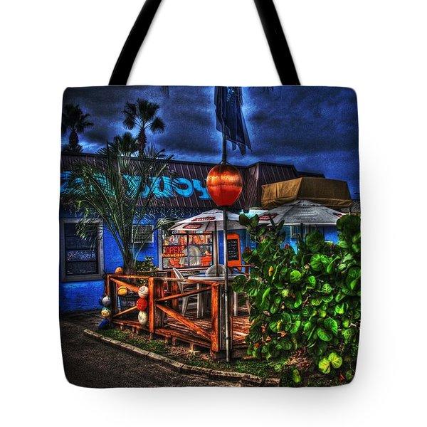 12a Buoy Tote Bag by Richard Hemingway