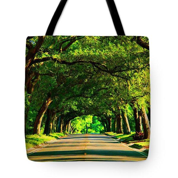12th Avenue Tote Bag