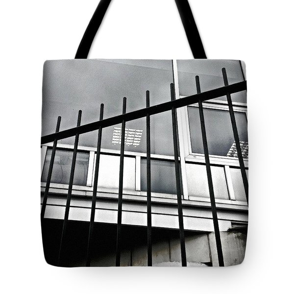 Windows Tote Bag by Jason Michael Roust
