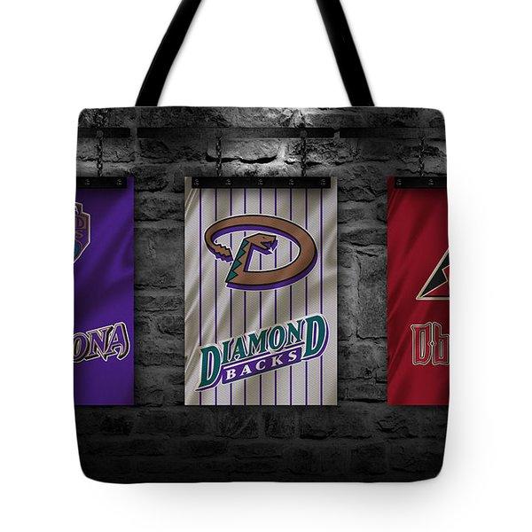 Arizona Diamondbacks Tote Bag