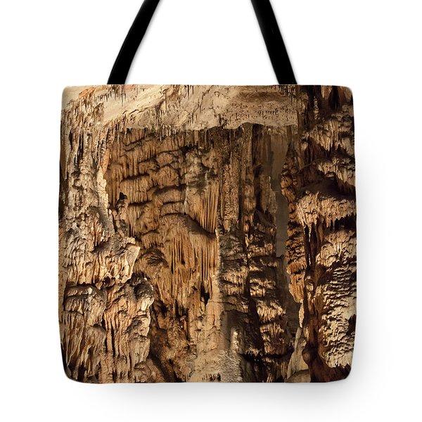 Baradla Tote Bag by Daniel Csoka