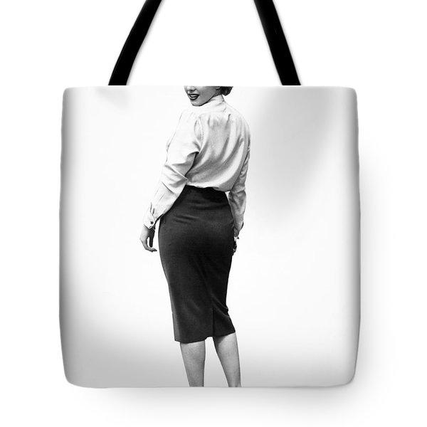 Marilyn Monroe (1926-1962) Tote Bag by Granger