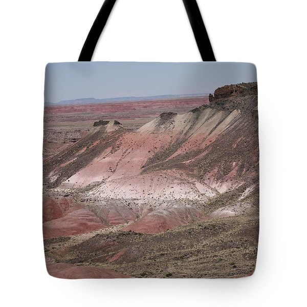 Painted Desert Tote Bag by Frank Romeo