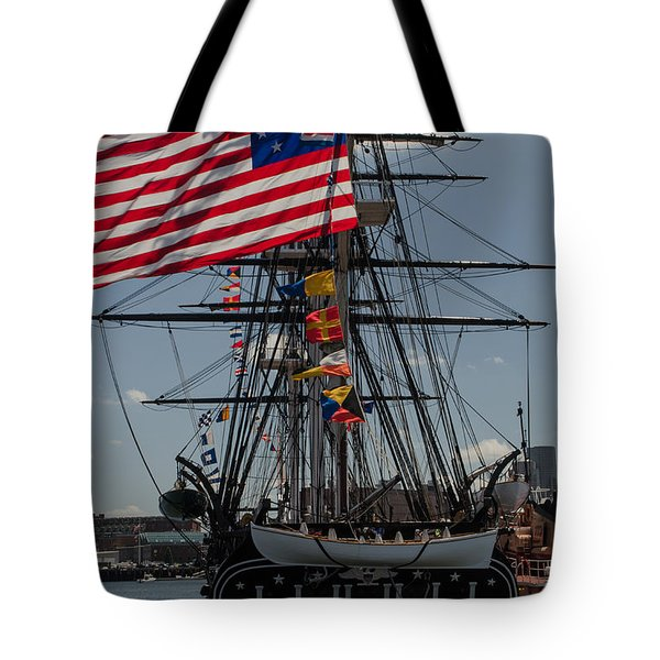 Tote Bag featuring the photograph 13 Stars by Mike Ste Marie
