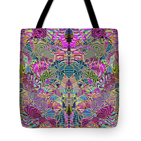 1332 Abstract Thought Tote Bag