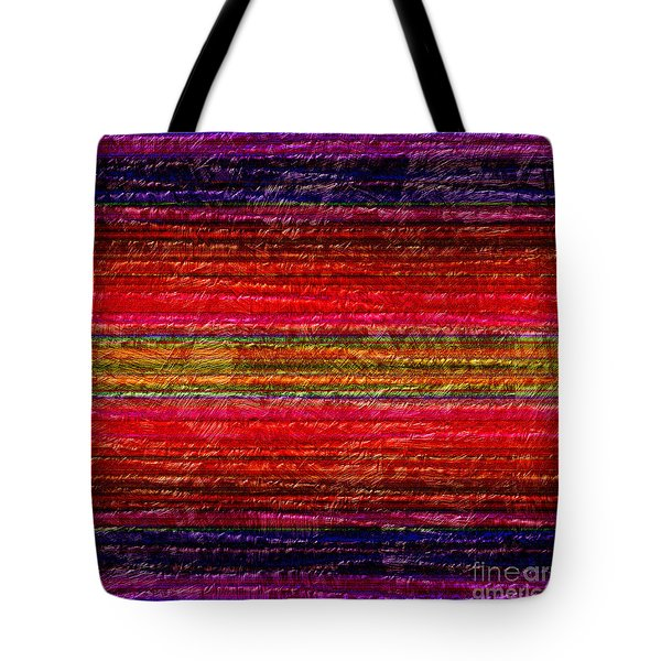 1342 Abstract Thought Tote Bag
