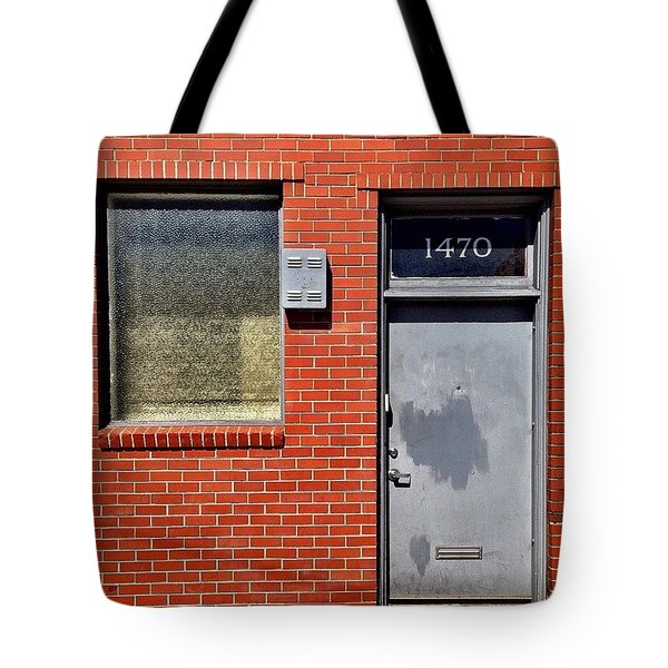 1470 Tote Bag