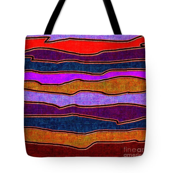 1536 Abstract Thought Tote Bag