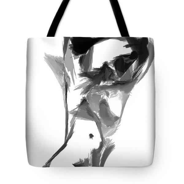 Abstract Series II Tote Bag by Rafael Salazar