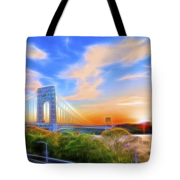 Sunset Dream Tote Bag