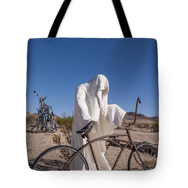 Rhyolite Tote Bag by Muhie Kanawati