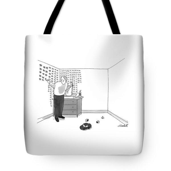 New Yorker May 4th, 2009 Tote Bag