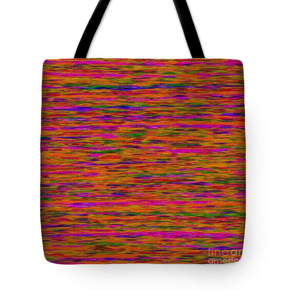 1614 Abstract Thought Tote Bag