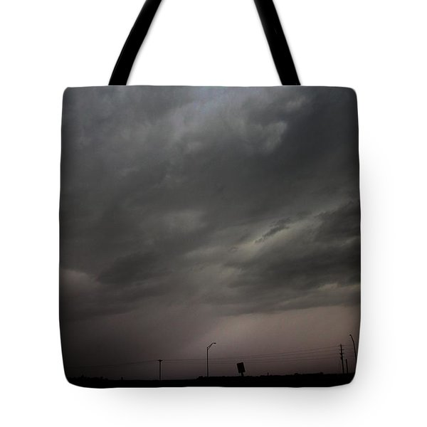 Let The Storm Season Begin Tote Bag