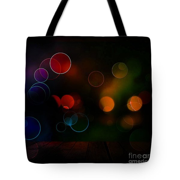 Wall Art Tote Bag by Marvin Blaine