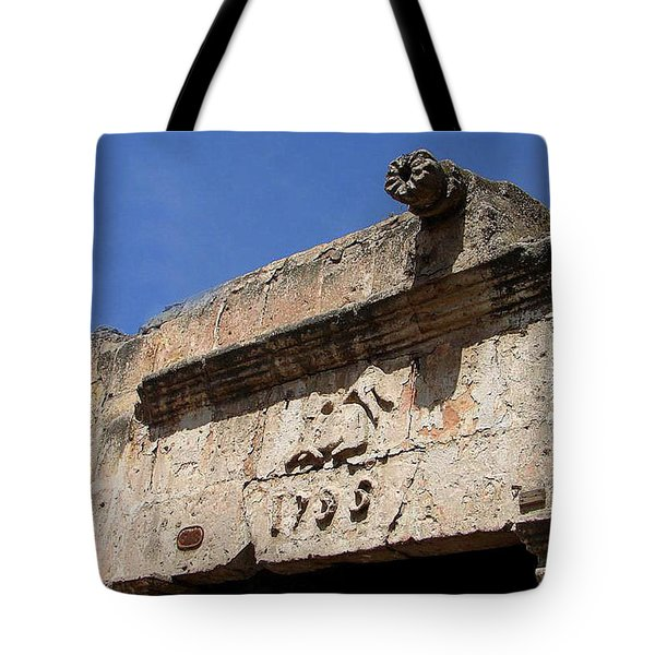 Tote Bag featuring the photograph 1796 by Lew Davis