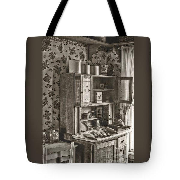 1800s Kitchen Tote Bag