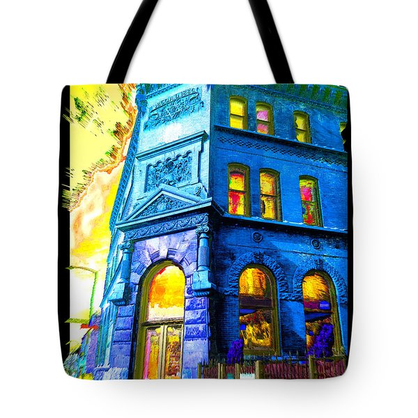 18th And Canal Tote Bag