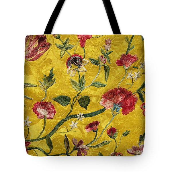 18th Century Treasure Tote Bag