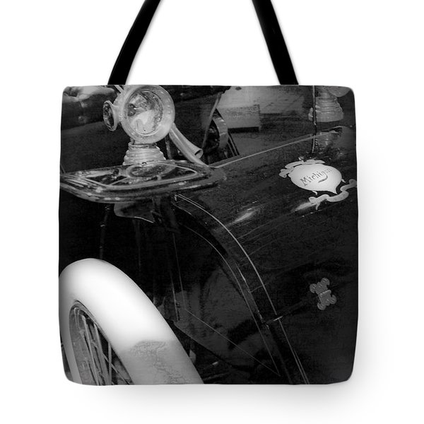 1903 Michigan Runabout Tote Bag