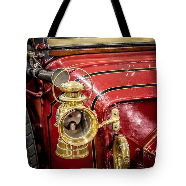 1912 Star Victoria Tote Bag by Adrian Evans