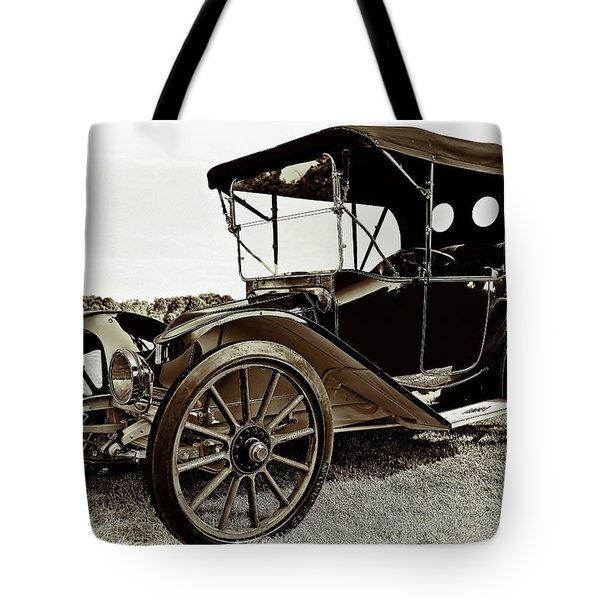1913 Argo Electirc Model B Roadster Coffee Tote Bag by Marcia Colelli