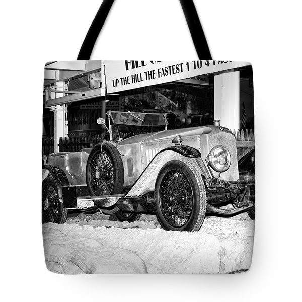 1921 Vauxhall 30/98e Tote Bag by Boris Mordukhayev