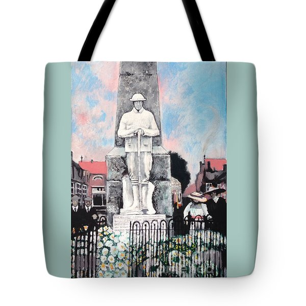 1921 War Memorial Tote Bag